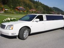 Braut Hochzeit Auto Autogesteck  Blumen Waidhofen an der Ybbs Ybbsitz