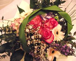 Blumenstrauß, Blumen, Strauß, Dekoration