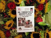 Blumensträuße Ybbsitzer Marktlauf